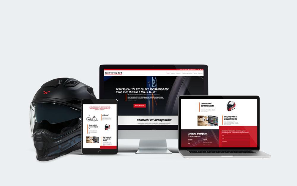 Online il nuovo sito web di Effevi Graphic Solutions